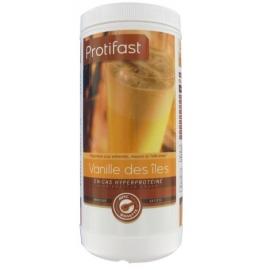 Protifast Hyperproteine Dessert Vanille des Iles Pot 500 G