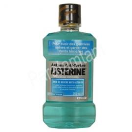 LISTERINE LOTION ANTI-TARTRE BAIN DE BOUCHE 250 ML