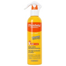Mustela Spray solaire très haute protection 300ml SPF50+