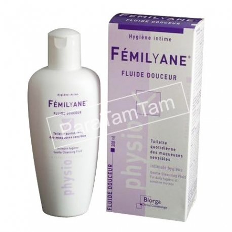 FEMILYANE FLUIDE DOUCEUR 200 ML