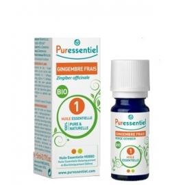 Puressentiel Huile Essentielle Bio Gingembre frais 5 ml