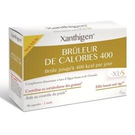 XLS Xanthigen Brûleur de Calories 400 90 capsules