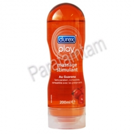 DUREX PLAY MASSAGE STIMULANT GUARANA 200 ML