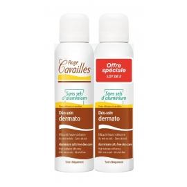 Roge Cavailles Deo-soin Dermato Spray 2 X 150 ML