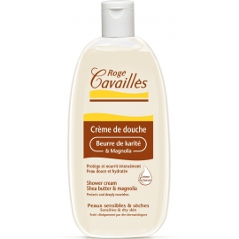 Rogé Cavailles Crème de Douche Beurre de Karité et Magnolia 500 ml