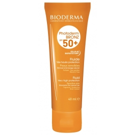 Bioderma Photoderm Bronz Spf 50+ Fluide 40 ml