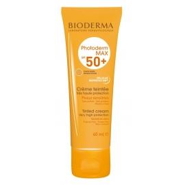 Bioderma Photoderm MAX Crème teinte dorée SPF 50+ 40 ML