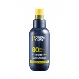 Biotherm Homme UV Défense Sport Spf 30 Spray 125 ml