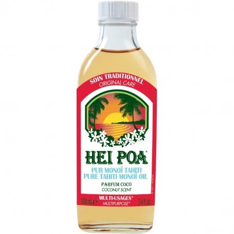 Hei Poa Pur MonoÏ de Tahiti AO - Coco 100 ml