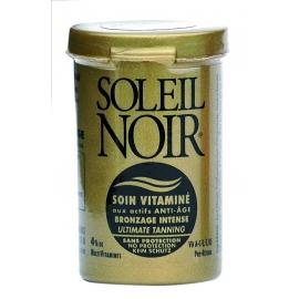 Soleil Noir Creme Solaire Sans Filtre Pot 20 ml