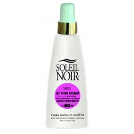 Soleil Noir Lait Fluide Vitamine Spf 50 Spray 150 ml