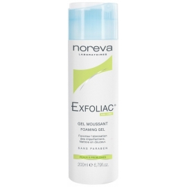 Noreva Exfoliac Gel Moussant 200 ml