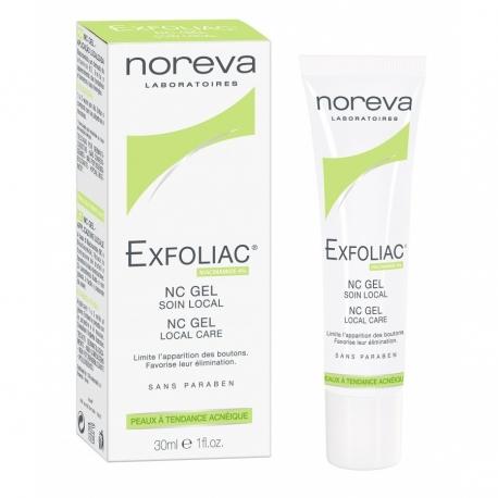 Noreva Exfoliac NC Gel Soin Local 30 ml