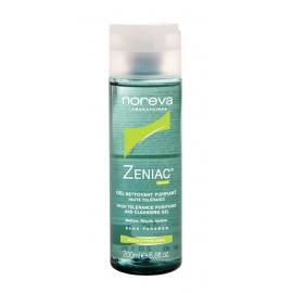 Noreva Zeniac Gel Nettoyant Purifiant 200 ml
