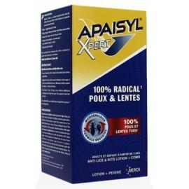 Apaisyl Xpert Anti-poux et Lentes 100 ml