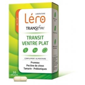 Léro TRANSIfine Transit Ventre Plat 30 Gelules