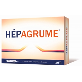 Léro Hépagrume 18 amoules