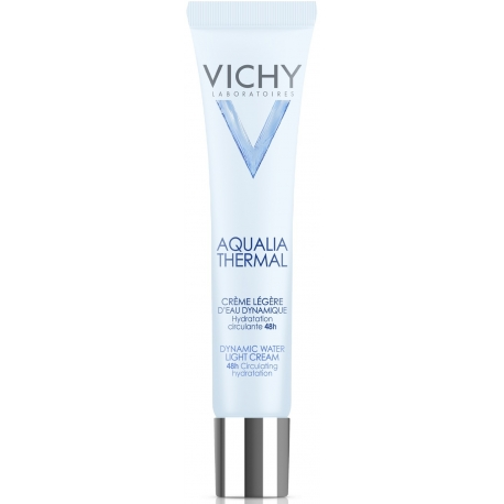 Vichy Aqualia Thermal Crème légère hydratation dynamique tube 40 ML