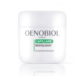 Oenobiol Capillaire Revitalisant Santé et vitalité des cheveux 60 capsules