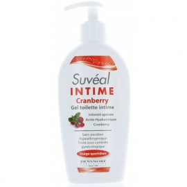 Suvéal Intime Gel Toilette 200 ml