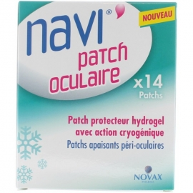 Navi Patch Oculaire x 14