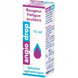 Angiodrop Solution ophtalmique 15 ml