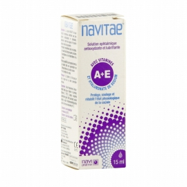 Navitae Solution Ophtalmique Lubrifiante 15 ml