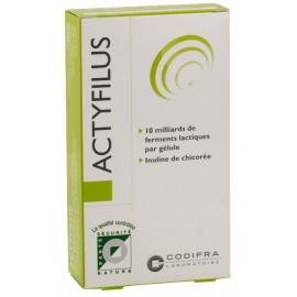 Codifra Actyfilus - Confort Intestinal 30 Gélules