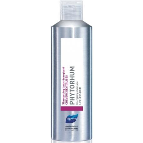 Phyto Phytorhum Shampooing Tonus Energisant Cheveux Devitalises 200 ML