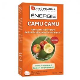 Forté Pharma Energie Camu Camu 30 Comprimés