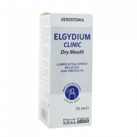 Elgydium Clinic Bouche Sèche Spray 70 ml