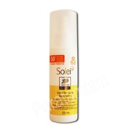 BOOTS SOLEIL SPRAY SOLAIRE ENFANT SPF 50+ 150ml