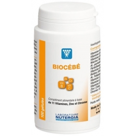 Nutergia Biocébé 100 gélules