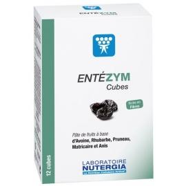 Nutergia Entézym Cubes x 12