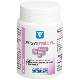 Nutergia Ergystrécyl 60 gélules