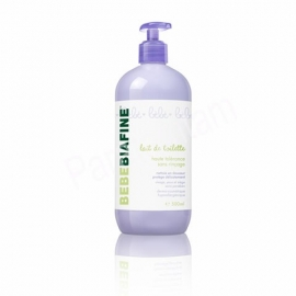 BEBEBIAFINE LAIT DE TOILETTE 500ML