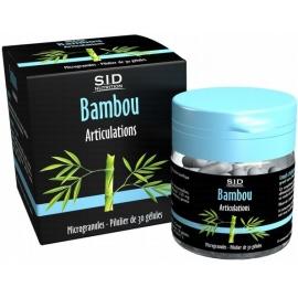 S.I.D Nutrition Phytoclassics Bambou 30 gélues
