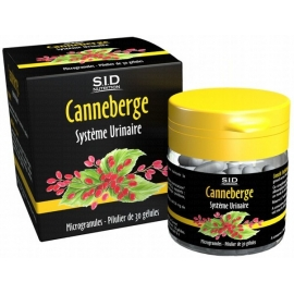 S.I.D Nutrition Phytoclassics Canneberge 30 gélules