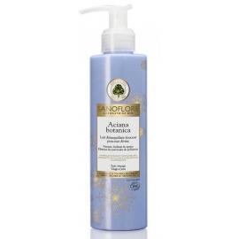 Sanoflore Aciana Botanica Lait démaquillant douceur peau nue divine 200 ml