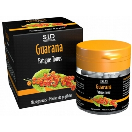 S.I.D Nutrition Phytoclassics Guarana 30 gélules