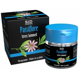 S.I.D Nutrition Phytoclassics Passiflore 30 gélules