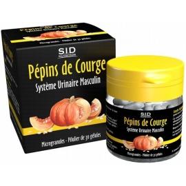 S.I.D Nutrition Phytoclassics Pépins de Courge 30 gélules