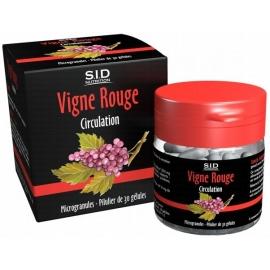 S.I.D Nutrition Phytoclassics Vigne Rouge 30 gélules