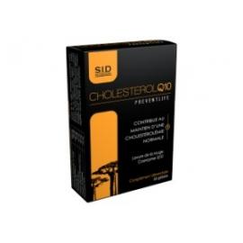 S.I.D Nutrition Preventlifre Cholesteol Q10 60 gélules