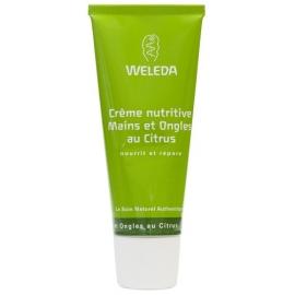 Weleda Crème nutritive Mains et Ongles au Citrus 50 ml