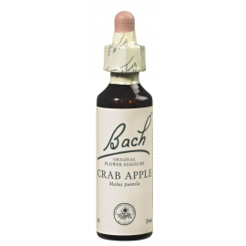Fleurs de Bach Original Crab Apple N°10 20 ml