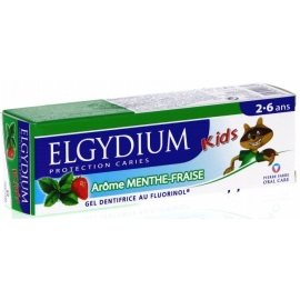 Elgydium Dentifrice Kid 2- 6 ans 50 ml