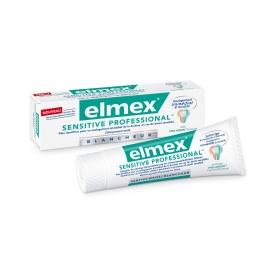 Elmex Dentifrice Sensitive Professionnal Blancheur 2 x 75 ml