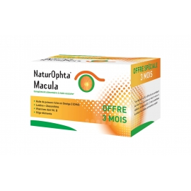 Horus Pharma NaturOphta Macula 3 x 60 capsules