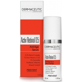 Dermaceutic Activ Rétinol 0.5 Sérum Anti-âge 30 ml